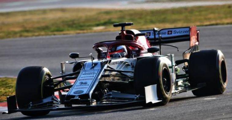 Raikkonen: Balancing F1 and family is a challenge