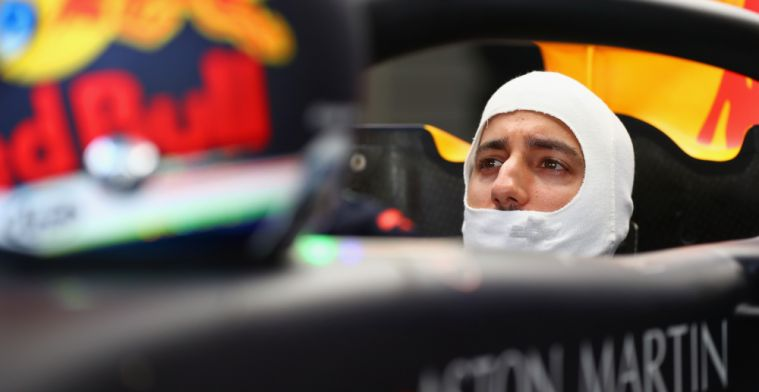 Daniel Ricciardo says sh*tshow in Baku was Red Bull's mistake