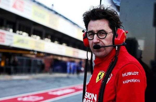 Binotto says he has a good relationship with Arrivabene