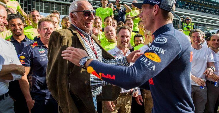 Aanwezigheid Red Bull in F1 volgens Horner niet zeker: Als hij niet blij is...