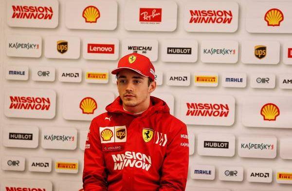 Brawn doesn't expect Leclerc to beat Vettel at Ferrari