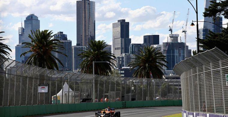 Tijdschema Grand Prix van Australië 2019: Zo vroeg moet jij je bed uit dit weekend