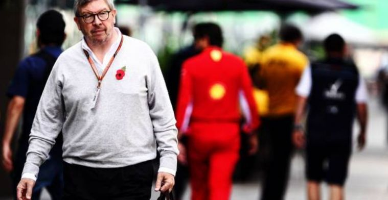 Hamilton's lifestyle was a concern for Brawn