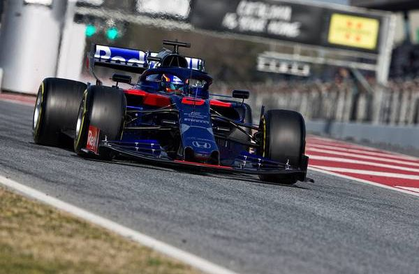Albon not yet used to F1 as first race of the year approaches