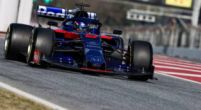 Image: Albon not yet used to F1 as first race of the year approaches