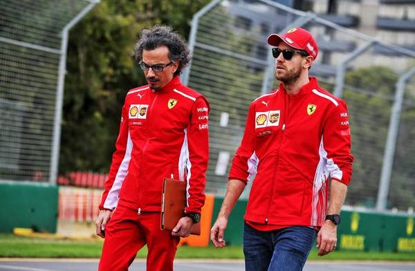 Vettel: Ferrari team spirit is right after personnel changes