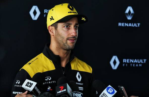 Ricciardo: There is no reason to hold me back