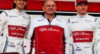 """Afbeelding: Alfa Romeo Racing: """"We kijken er naar uit om te zien waar we staan"""""""
