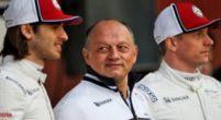 Image: Vasseur wanting a positive start for Alfa Romeo
