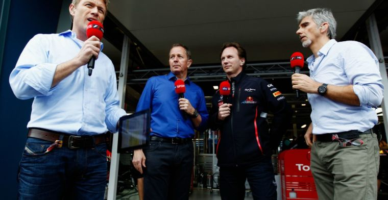 Martin Brundle: Whiting was the centre of gravity of a Grand Prix weekend