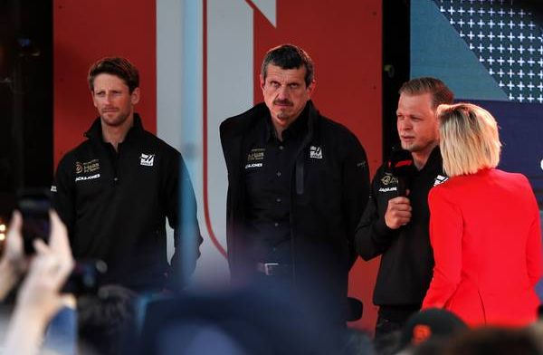 Grosjean has no issues with Steiner barbs in F1 Netflix show