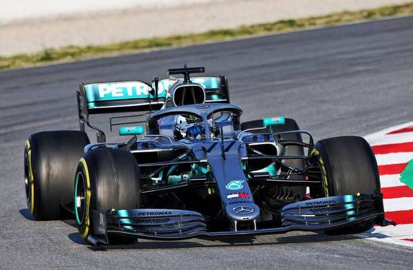Bottas claims Mercedes have made improvements since Barcelona testing