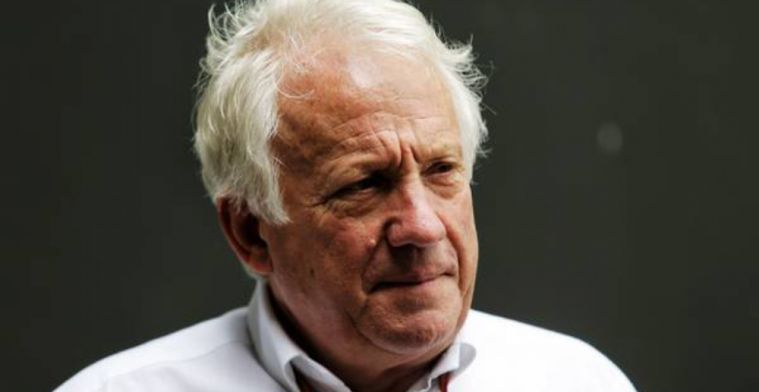 Charlie Whiting has passed away aged 66