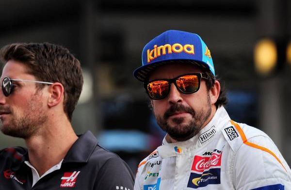 Alonso: I will not watch the race