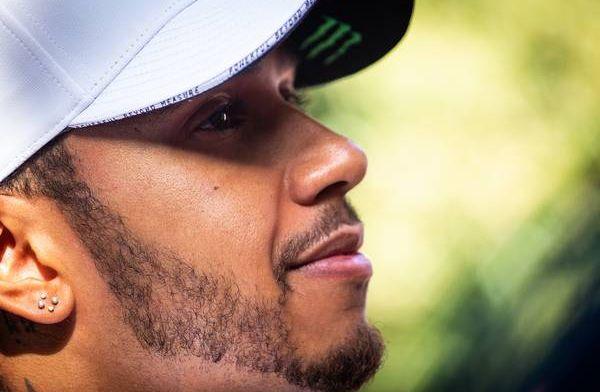Hamilton: Mercedes is not talking bullsh*t about deficit to Ferrari