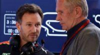 Afbeelding: Horner bevraagt teambaas roulatie bij Ferrari voor microfoon Italiaanse pers