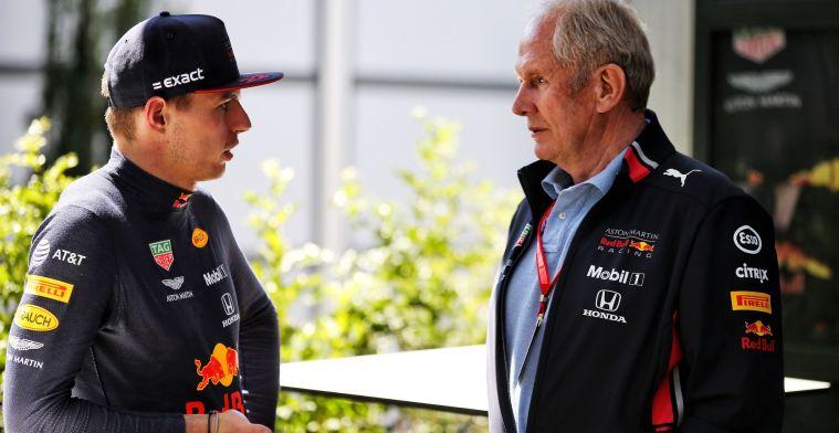 Max Verstappen: Positieve houding van Helmut motiveert mensen