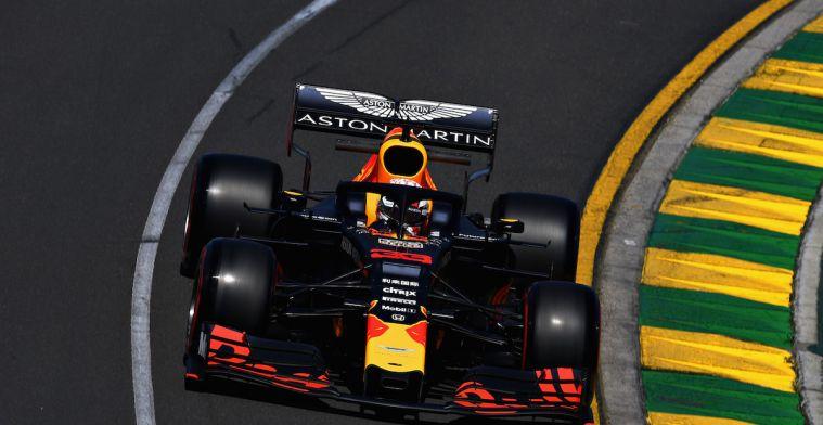 Samenvatting VT1 Australië: Verstappen binnen bereik van Hamilton!