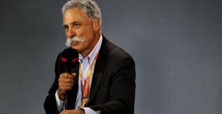 Carey: 'Meerdere nieuwe teams hebben interesse in Formule 1'