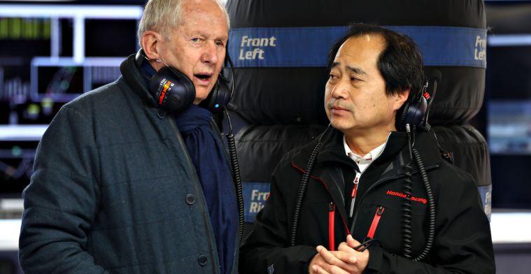 Red Bull geeft verklaring voor probleem Honda motor Pierre Gasly
