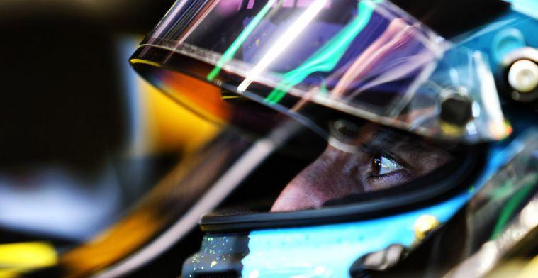 Ricciardo is blij dat Hulkenberg een ''zeer snelle'' coureur is