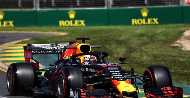 'Red Bull Racing en Ferrari zien er ook erg goed uit'