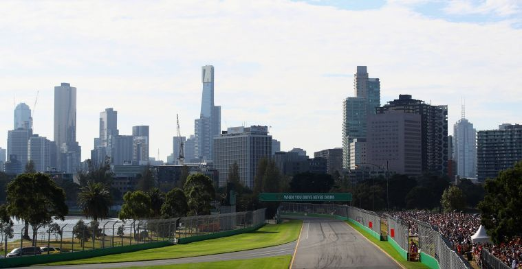 LIVE: Free Practice 1 in Australia! *CLOSED*
