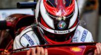 Afbeelding: Kimi Raikkonen wordt niet enthousiast van een zesde plek met Alfa Romeo