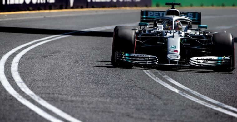 Samenvatting VT3 Australië: Mercedes de snelste, Red Bull loopt seconde achter
