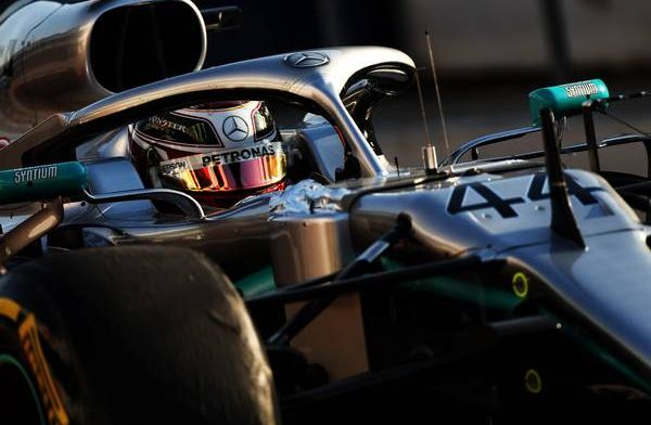 Hamilton remains on top - FP3 report and results