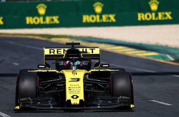 Hamilton tops timesheets in practice for Australian Grand Prix