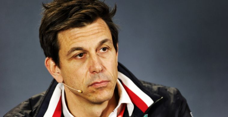 Mercedes heeft het volgens Toto Wolff rustig aan gedaan in Barcelona