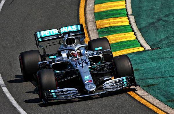 Hamilton takes pole in Australia!