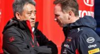 Image: Honda's thoughts after first meaningful session with Red Bull
