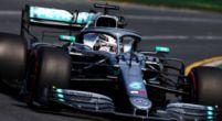 Afbeelding: Samenvatting kwalificatie Australië: Hamilton P1, Verstappen P4