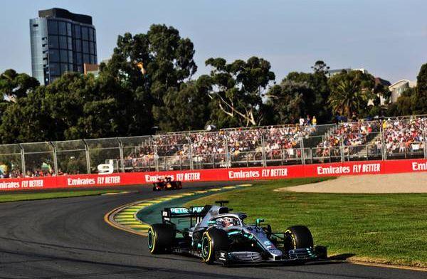 Hamilton: Attack from Verstappen was no problem