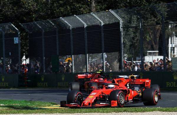 Sebastian Vettel admits Ferrari