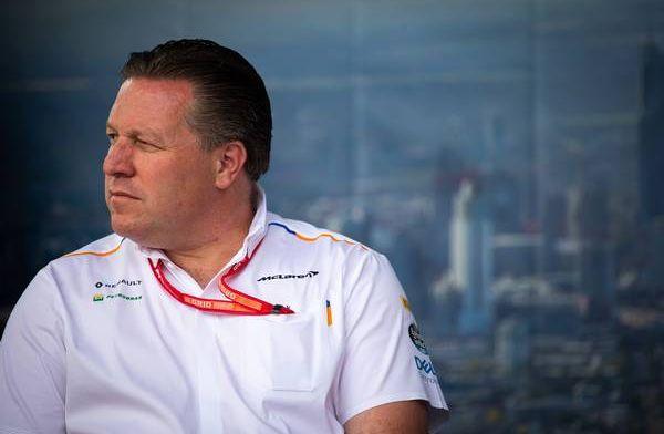 Brown eens met Renault over oneerlijke competitie vanwege B-teams