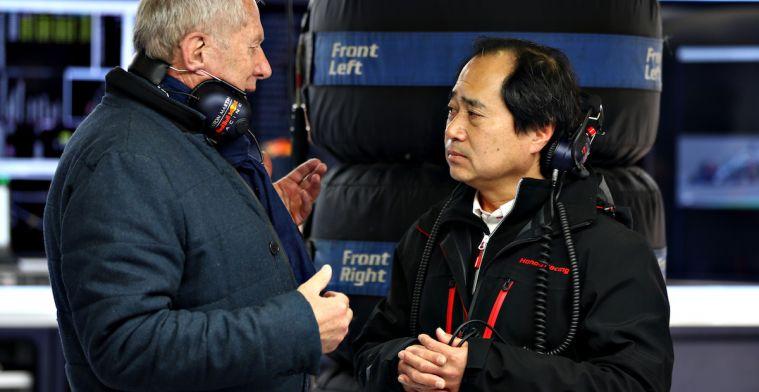 Red Bull Racing stelt hoge eisen aan Honda: We komen nog 10pk tekort, maar...