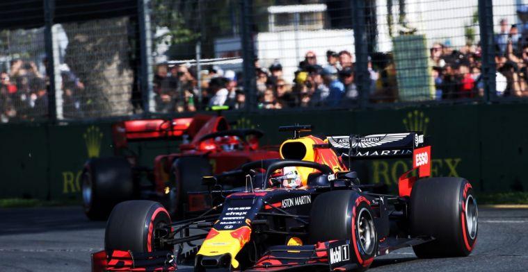Inhaalactie Verstappen was volgens Doornbos met Renault motor niet gelukt