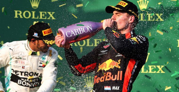 Nederlandse pers lyrisch over Max Verstappen na P3 in Australië