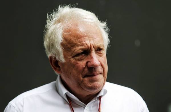 Watch: An emotional tribute to Charlie Whiting
