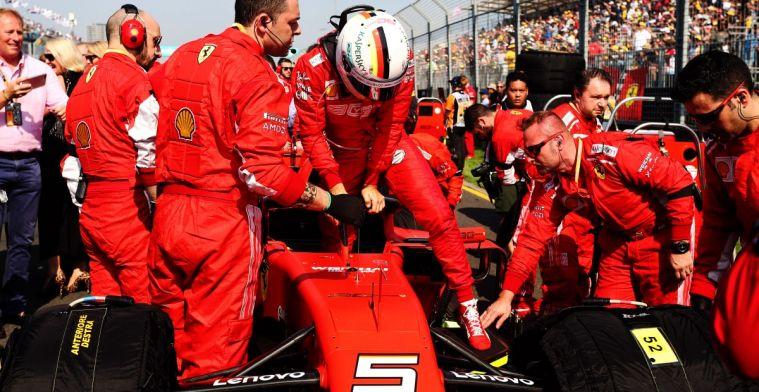 Doornbos: Ze moeten bij Ferrari uitkijken dat ze niet nu al in paniek raken