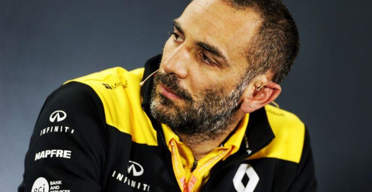 Ricciardo zal zich volgens Abiteboul moeten aanpassen aan leven in middenmoot