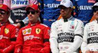 Afbeelding: Vettel blij om een aardige vent als Bottas te zien winnen