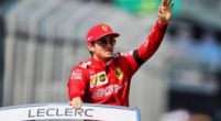 Image: Ferrari delighted with Leclerc's first grand prix