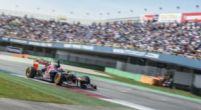 Afbeelding: Renault F1 naar Assen tijdens Gamma Racing Day