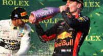 Image: Verstappen hails Honda's first ever podium finish
