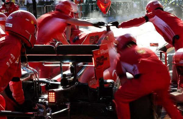 Revealed: The fastest pitstops of the Australian Grand Prix