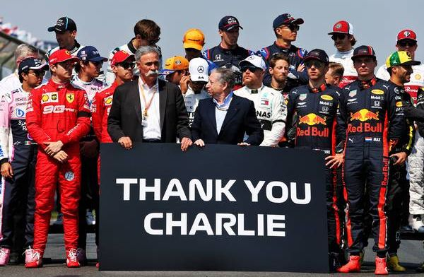 Brundle says 'I'd never seen Bernie cry, and never thought I would'